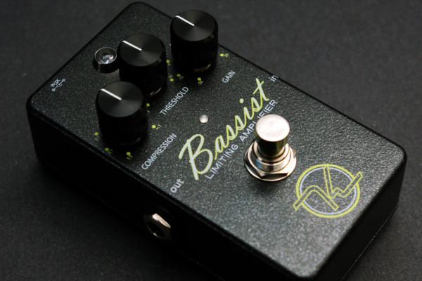Keeley Electronics Releasing Bassist Compressor Pedal