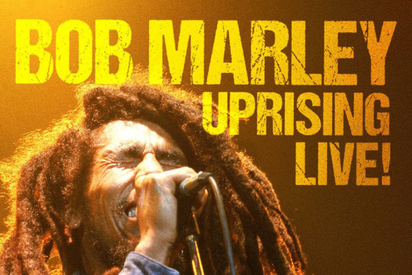 Bob Marley & The Wailers 1980 European Show Released on Video