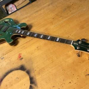 Bass of the Week: Bootleg Guitars Jazz Box 4