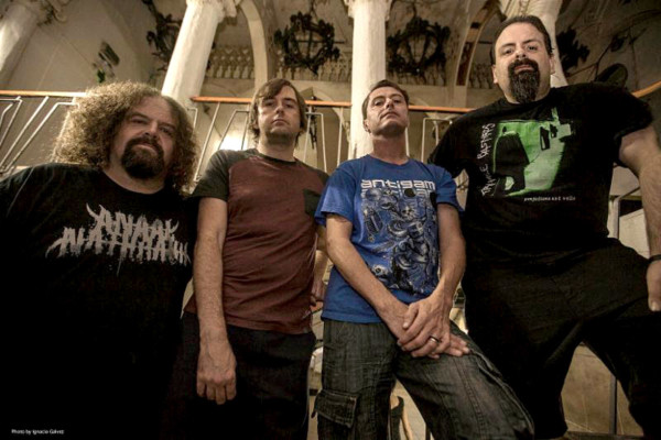 Napalm Death Announces New Album Release Date, North American Tour