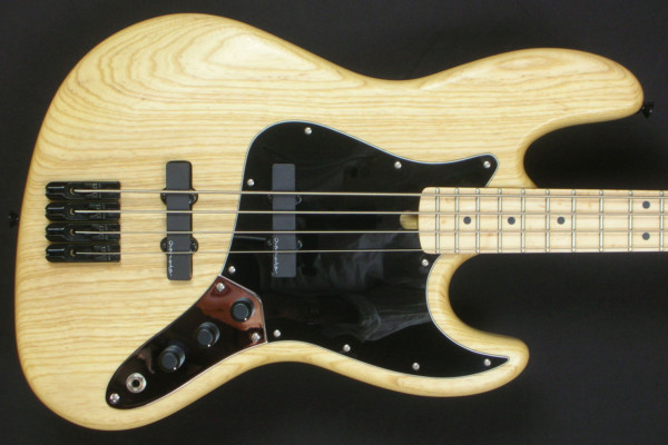 Overwater Basses Announces J Series Scott Devine Bass Model