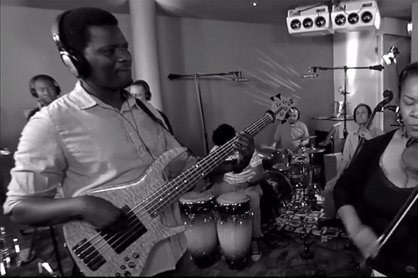 "Cheikh Ndoye Project: ""Linguere"" Live at the Blue Room"