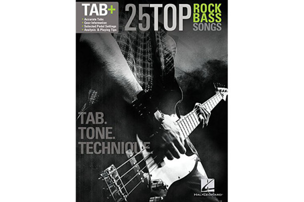 New Hal Leonard Tab Book Teaches You How to Play Famous Rock Lines