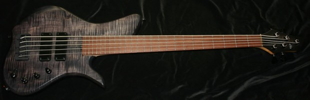 AC Guitars Krell E Type Single Cut