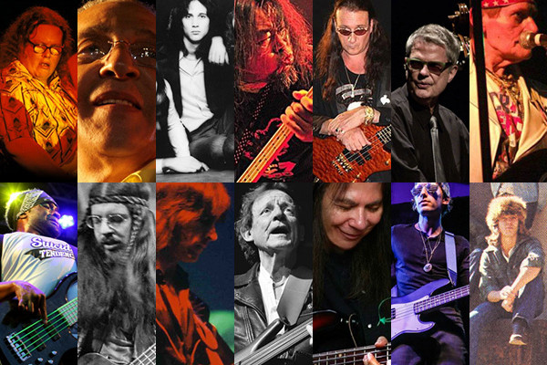 In Memoriam: Remembering the Bassists We Lost in 2014