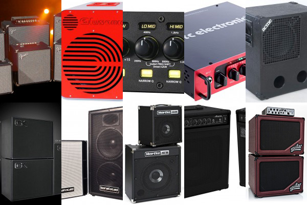 Best of 2014: The Top 10 Reader Favorite Bass Amps and Cabinets
