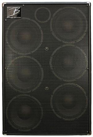 Bergantino NV610T Bass Cabinet