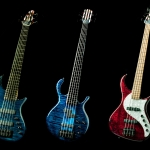 Pedulla Guitars Celebrates 40th Anniversary with Limited Edition Basses