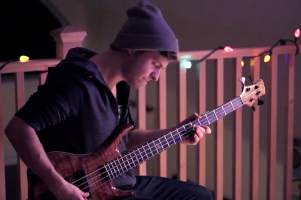 "Adam Stevens: Avicii's ""Wake Me Up"" for Solo Bass"