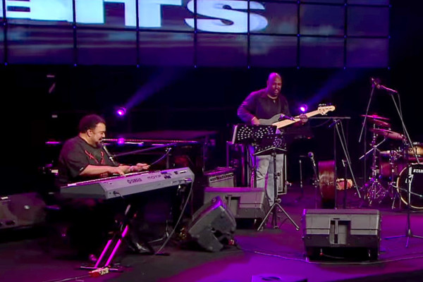 George Duke with Christian McBride: It's On, Live 2010