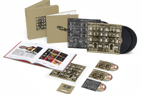 """""""Physical Graffiti"""" Latest Led Zep Album Released in Remastered, Deluxe Editions"""