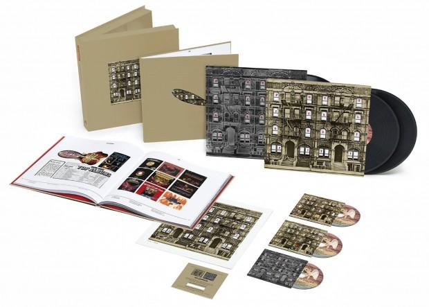 Led Zeppelin: Physical Graffiti 40th Anniversary Reissue