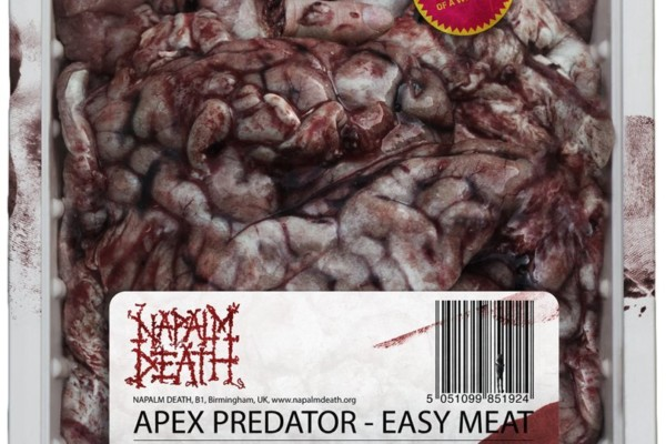 Napalm Death Releases 15th Studio Album