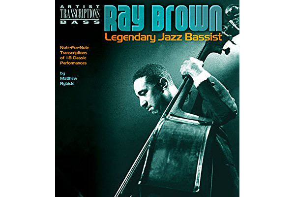 Book Transcribes 18 Ray Brown Classics