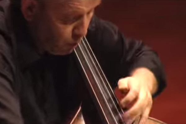 Rinat Ibragimov: Bach Cello Suite No. 3, 5. Bourrée