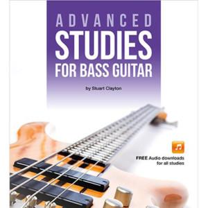 "Bassline Publishing Releases ""Advanced Studies for Bass Guitar"""