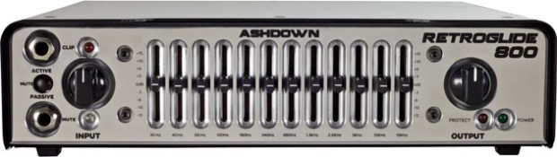 Ashdown Engineering Retroglide 800 Bass Amp
