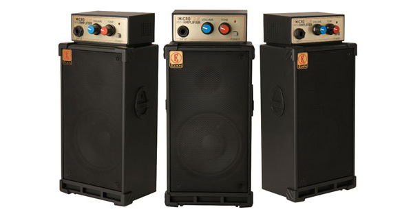 Eden Amplification Introduces MicroTour Mini Bass Amp
