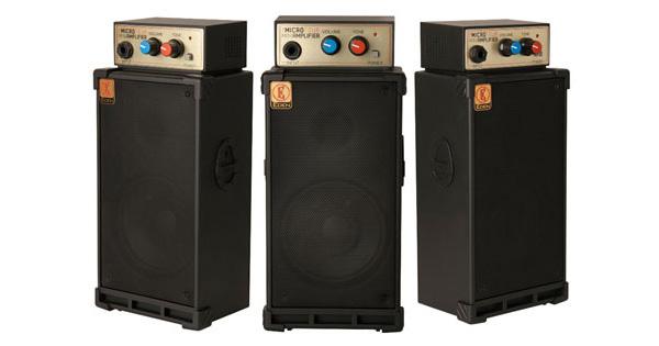 Eden Amplification Introduces MicroTour Mini Bass Amp