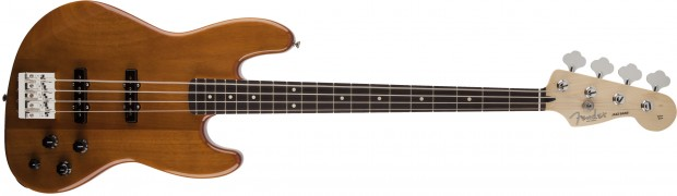 Fender Deluxe Active Jazz Bass Okoume
