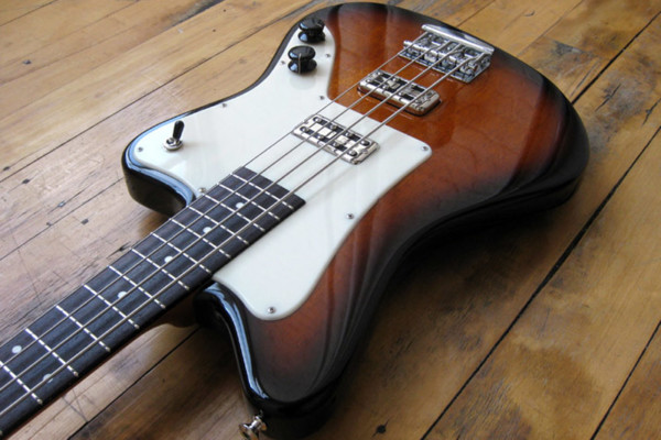 Bass of the Week: Healy Guitars Healer Bass