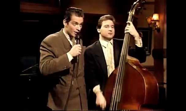 Harry Connick, Jr. and Ben Wolfe: Fly Me to the Moon