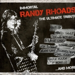 Randy Rhoads Honored with Tribute Collection, Featuring Rudy Sarzo on Bass