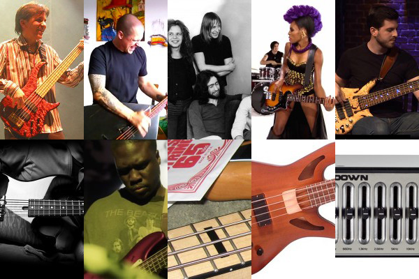 Weekly Top 10: RIP Mike Porcaro and Andy Fraser, Vertical Harmony, New Bass Gear and the Top Bass Videos