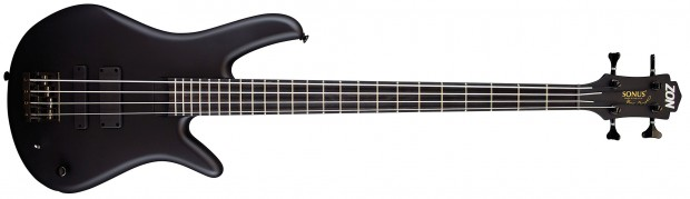 Zon Guitars Billy Gould Signature BG4 Bass Guitar
