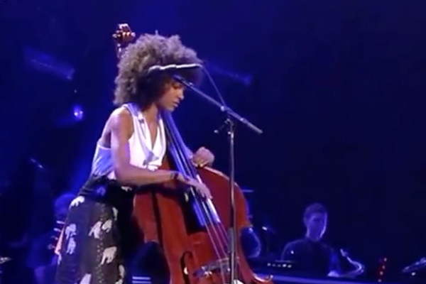 "Esperanza Spalding: ""Hold On Me"" and ""I Can't Help It"""