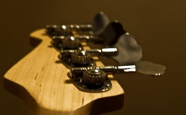 Tuning photo by Brad Montgomery