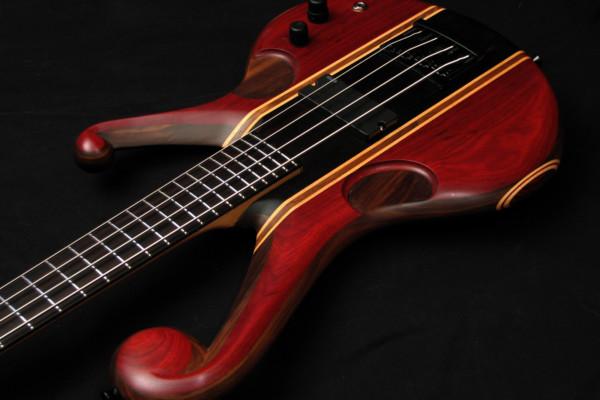 Bass of the Week: Bilodeau Basses #010