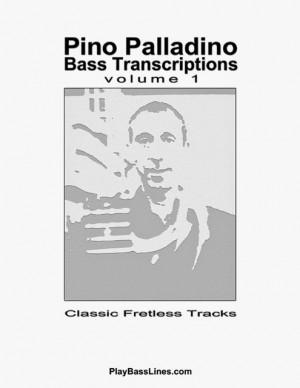 Pino Palladino - Bass Transcriptions (w/ bass Tabs) - Classic Fretless Tracks