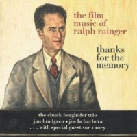 The Chuck Berghofer Trio: Thanks for the Memory