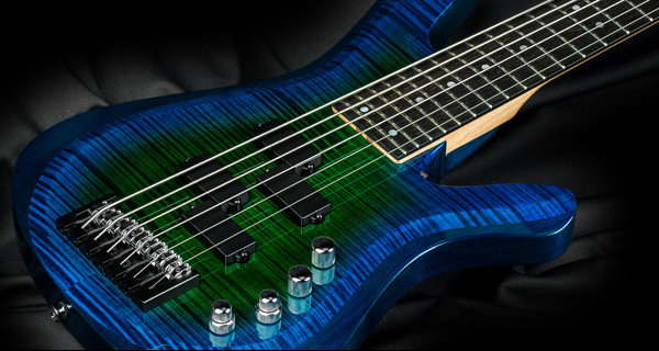 Kiesel/Carvin Guitars Unveils RV69K Roy Vogt Signature Vanquish Bass