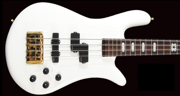 Spector Euro4LX Mike Starr LE Signature Bass