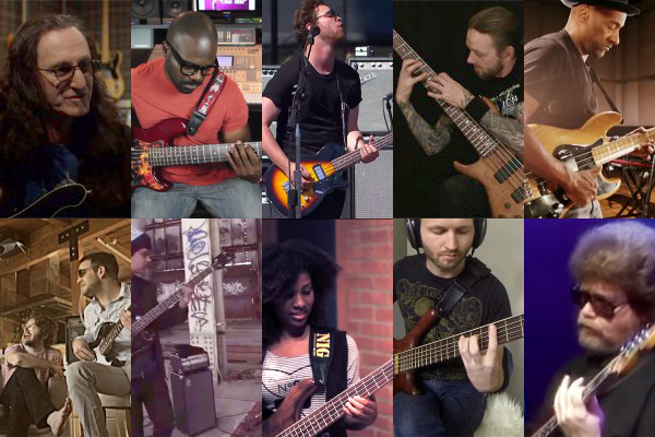 Top 10: The Most Watched Bass Videos (April 2015)