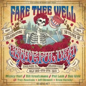 Grateful Dead: Fair Thee Well Tour
