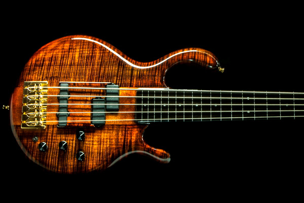 Pedulla Announces Mark Egan Signature Model Limited Anniversary Edition