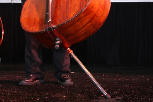 My Double Bass Setup: Part 4 – Endpin, Removable Neck and Travel Case