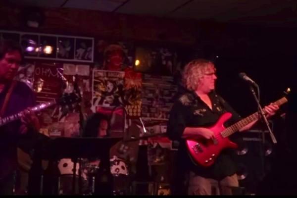 Stu Hamm Band: The Book Of Lies, Live