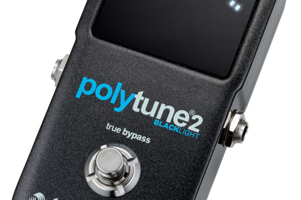 TC Electronic Expands PolyTune Series Tuners
