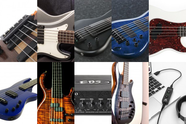 Bass Gear Roundup: The Top Gear Stories in June 2015