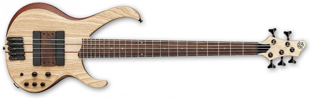 Ibanez BTB33 Bass - Natural Finish