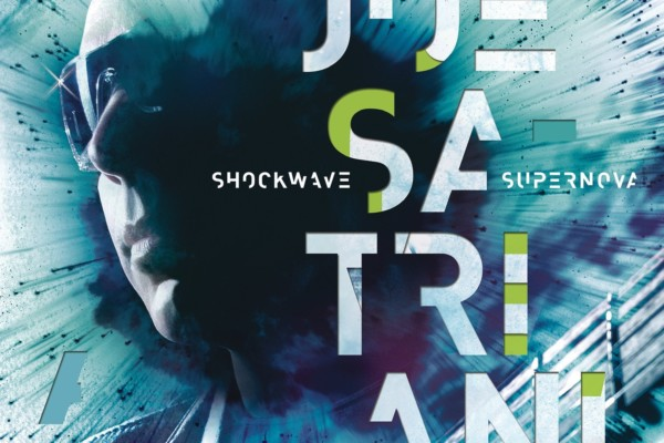 Bryan Beller Creates Shockwave on Record as Part of Satriani's Band