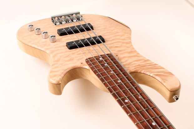 Kristall Home Quilted Maple Top Angle