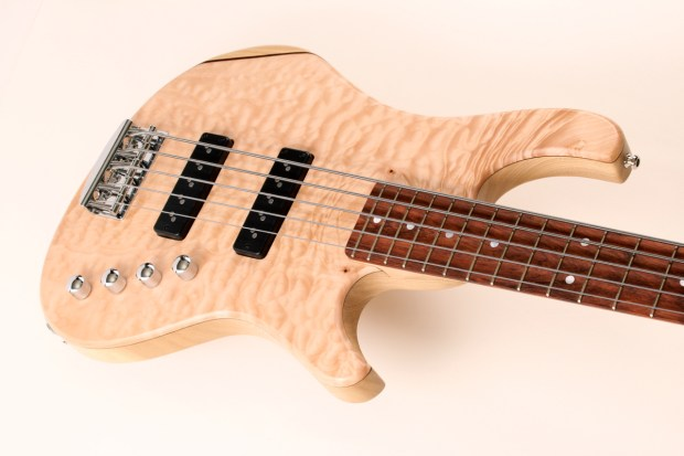 Kristall Home Quilted Maple Top Body