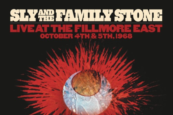 Sly & the Family Stone 1968 Fillmore East Performance Released for First Time