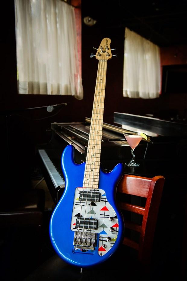 Tensor Martini Bass - 4-string