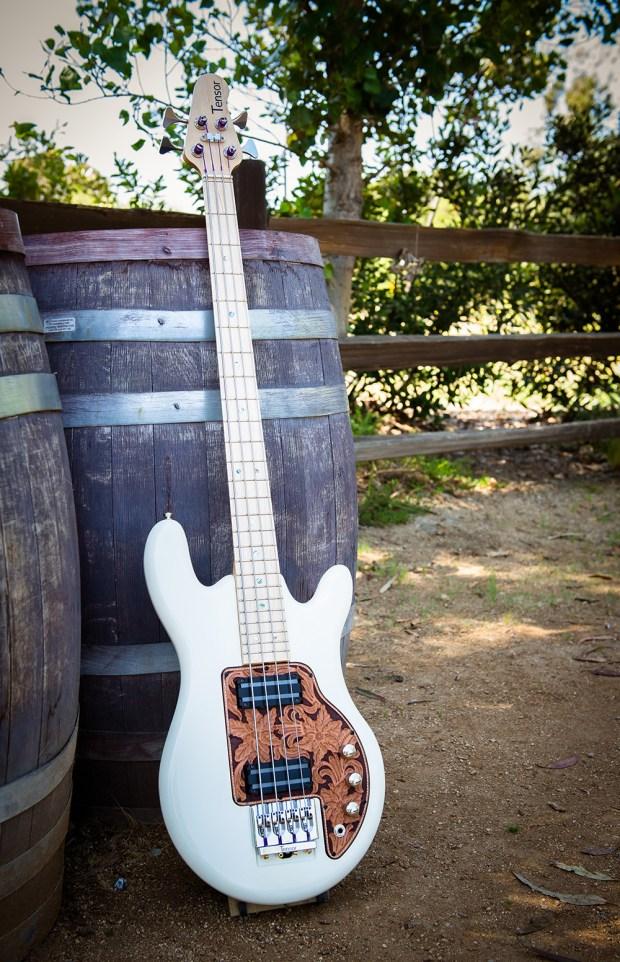 Tensor Rebel Bass - 4-string
